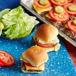 Beef Sliders for a Crowd