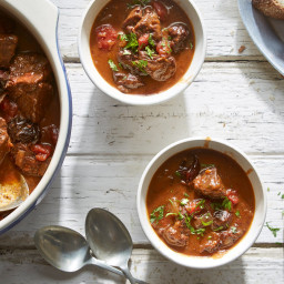 Beef Stew With Prunes