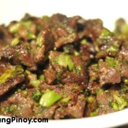 Beef Stir Fry with Chopped Broccoli Recipe