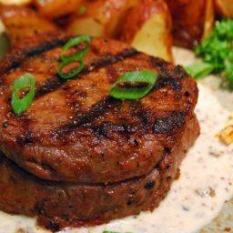 Beef Tenderloin Creole