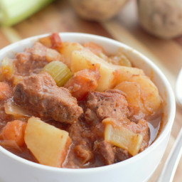 Beef Tomato Stew