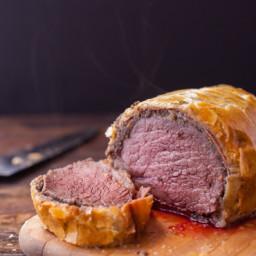 Beef Wellington-Gordon Ramsay Recipe!