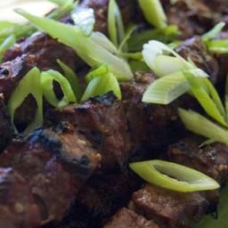 Beef Yakitori