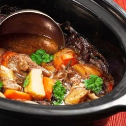 Beef Stew Crock-Pot Recipe