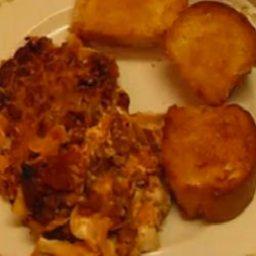 Beefy Italian Casserole