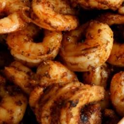 Beer Boiled Gulf Shrimp