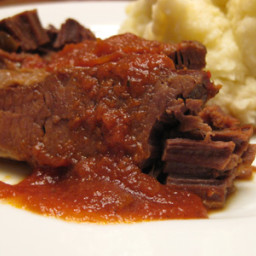 Beer Braised Brisket