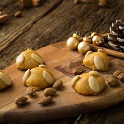 Beetmännchen - Weihnachtskekse mit Marzipan