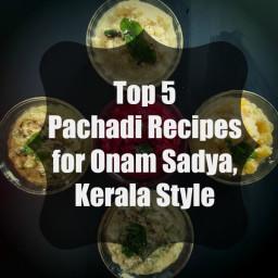 Beetroot Pachadi / Kichadi Recipes, Kerala Onam Sadya Recipe