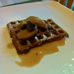 Belgian Buttermilk Waffles
