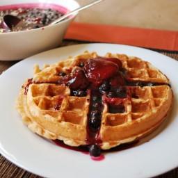 Belgian-Style Waffles