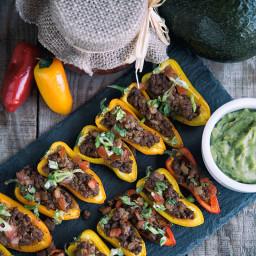 Bell Pepper Nacho Bites Recipe