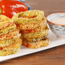 Bell Pepper Oven Fries