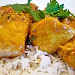 Bengali Mahi Mahi with Mustard Seeds