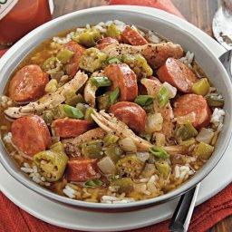Benoit Gumbo - Chicken & Sausage