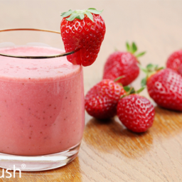 Berry and Orange Zest Smoothie