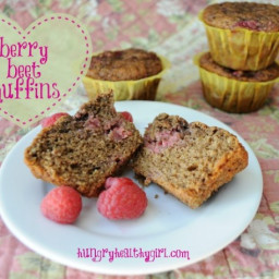 Berry Beet Muffins