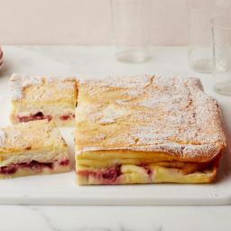 Berry Layer Magic Cake