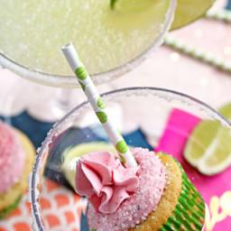 Berry Margarita Cupcakes Recipe