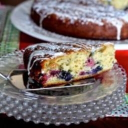 Berry Merry Coffeecake