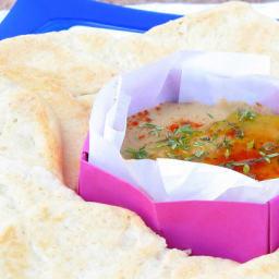 Bessara Moroccan Fava Bean Dip - pressure cooker recipe