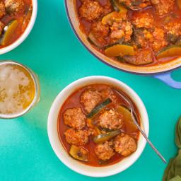 Best Albondigas Soup