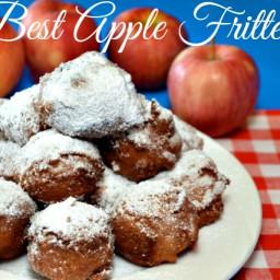 BEST Apple Fritters-TN