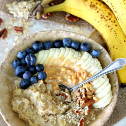 Best Banana Bread Oatmeal