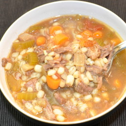 Best Beef Barley Soup Ever