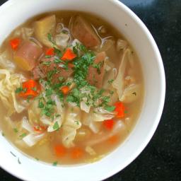 Best Cabbage Soup