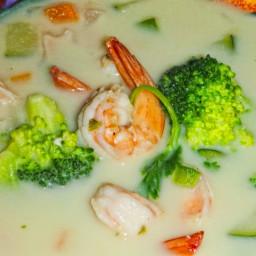 Best Caribbean Shrimp Soup