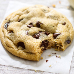 Best Chocolatey and Chewy Choco Chip Cookies