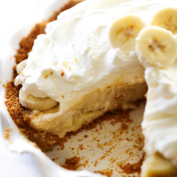 Best Ever Banana Cream Pie