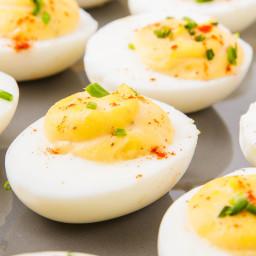 Best-Ever Deviled Eggs