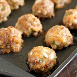Best Ever (Easy) Baked Meatballs