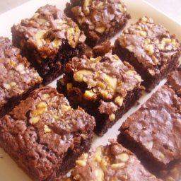 Best Ever Fudge brownie