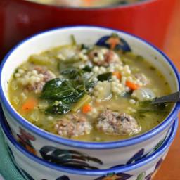 Best Ever Italian Wedding Soup Recipe