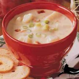 Best-Ever Potato Soup Recipe