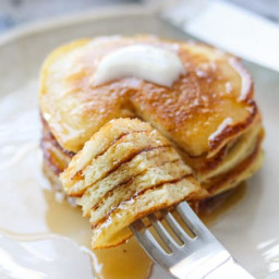 Best Griddle Cakes with a Secret Ingredient