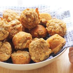 Best Healthy Carrot Cake Muffins (SO Easy & Vegan Option!)