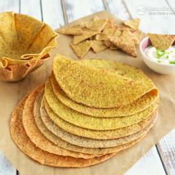 Best Keto and Paleo Tortillas, Taco Shells and Nachos