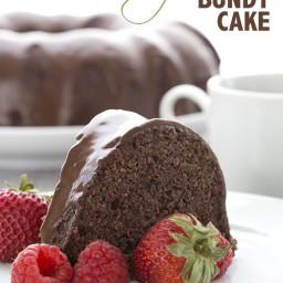 Best Low Carb Chocolate Zucchini Bundt Cake