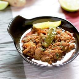 Best Mutton Keema Recipe-Lamb Keema Recipe