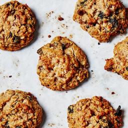 Best Oatmeal-Raisin Cookies