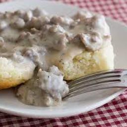 Best Sausage Gravy Recipe for Biscuits
