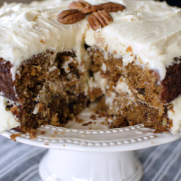 Best Carrot Cake // Recipe