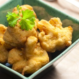 Best Fried Cauliflower Ever