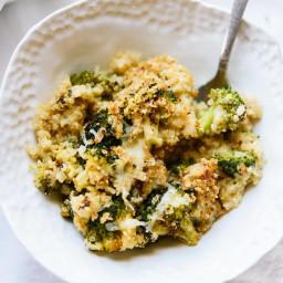Better Broccoli Casserole Recipe