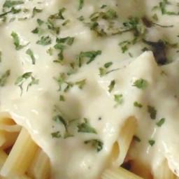 Better-Than-Olive Garden® Alfredo Sauce  Recipe