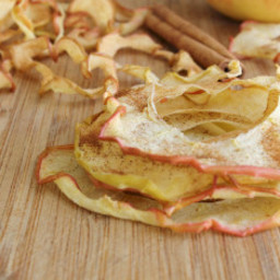 Better-Than-Store-Bought Apple Chips